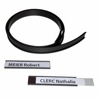 Magnetisches C-Profil BoOffice 20 mmx1 m, braun