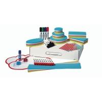 Moderatorenbox Nobo Basic, 53x32,5x10,5 cm (BxTxH), Karton, weiss