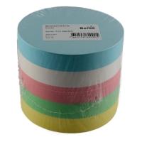 Moderationskarten, Kreise 9,3 cm, Farben ass., Pk. à 500 Stk.