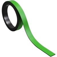 Magnetband BoOffice BPM 10.02, 10x1000 mm, grün