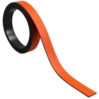 Magnetband BoOffice BPM 10.05, 10x1000 mm, orange