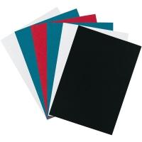 Umschlagdeckel Erola Pressspan A4, 350 g/m2, weiss, Packung à 100 Stück