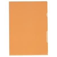 Sichtmappe Kolma Visa Dossier 59464 A4, PP, orange, Packung à 100 Stück