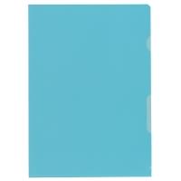 Sichtmappe Kolma Visa Dossier 59434 A4, PP, blau, Packung à 100 Stück
