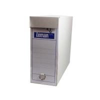 Archivschachtel Leman, B110xT325xH260 mm, grau
