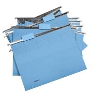 Hängemappe VetroMobil 271255, 25 cm tief, mit Zubehör, blau, Packung à 25 Stück