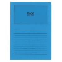 Organisationsmappe Elco Ordo Classico 73695, intensivblau, Packung à 10 Stück