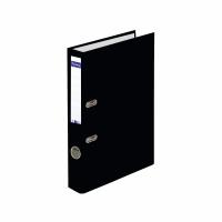 Ordner Lyreco Swiss Standard A4, 4 cm, schwarz