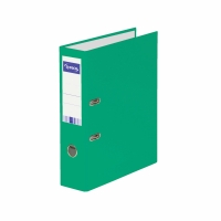 Ordner Lyreco Swiss Standard A4, 7 cm, grün