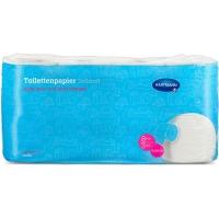Toilettenpapier 3lagig 100% Zellstoffwatte, weiss, Pk. à 8 Rollen (AG014)