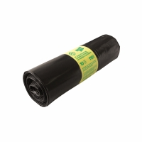 Abfallsack mit Zugband 110 l,LDPE, Rolle à 10 Stück