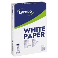 Kopierpapier Lyreco A4, 80 g/m2, Palette à 100 000 Blatt