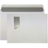 Couvert Mayer, C4, Fenster rechts, 120 gm2, weiss, Packung à 250 Stück