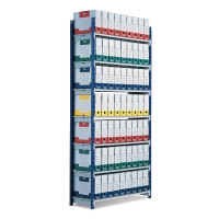 Lagerregal Abdeckböden Paperflow 5175, 100x70 cm (BxT), Packung à 5 Stück