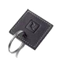 NESPRESSO Zahlungssystem Schlüsselanhänger, Packung à 10 Stück