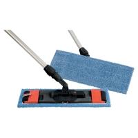 Mopphalter Rubbermaid Bi Power aus PP, blau