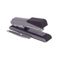 Heftapparat Bostitch B8 Flat Clinch, Heftkapazität 30 Blatt, chrom/schwarz