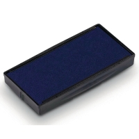 Ersatz-Stempelkissen Trodat 6/4913, blau, Packung à 2 Stück