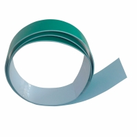 Magnetband Berec, 35 mmx1 m, selbstklebend, inkl. 3 Magnete, weiss