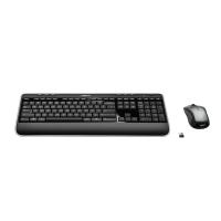Wireless Combo Logitech MK520, QWERTZ, schwarz