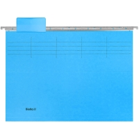 Hängemappe VetroMobil Register 271431, 6teilig, blau, Packung à 10 Stück