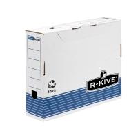 Boîtes d'archives Bankers Box® System L80xP315xH260 mm, bleu, emb. de 10 pces.