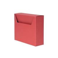 Archivschachtel Brieger 78/1, B100xT328xH270 mm, rot