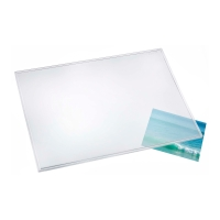 Schreibunterlage Durell Duo, 70x50 cm, hochtransparent