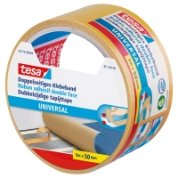 Klebeband Tesa Universal, doppelseitig, 50 mmx5 m