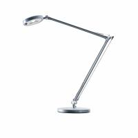 LED-Tischleuchte Hansa 4you, silber