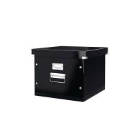 Hängemappenbox Leitz Click & Store, schwarz