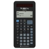 Taschenrechner Texas TI-30XP, technisch-wissenschaftlich, Version de/fr