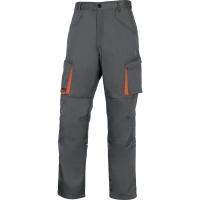 Arbeitshose Deltaplus M2PAN, Grösse XL, 65% Polyester 35% Baumwolle, grau
