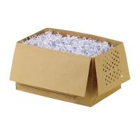 Rexel Aktenvernichterbeutel, 26 l , aus Papier, Packung à 20 Stück
