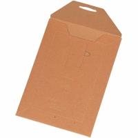 Versandtasche OWO-ZET, 295 x375 mm, braun