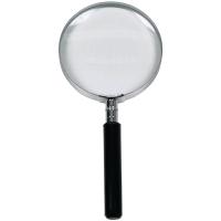 Lupe, Durchmesser 75 mm, mit Glaslinse