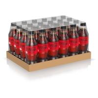 Coca-Cola Zero 50 cl, Packung à 24 Flaschen