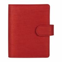 Ringbuch Succes Basic Plus 842269, Junior, Kunststoff, mit Inhalt, rot