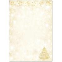 Desingpapier Sigel DP083 Graceful Christmas A4, 90 g/m2, Packung à 100 Stück