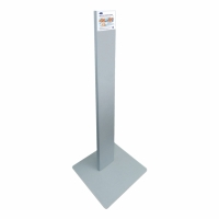 Bode Tower Hygiene-Desinfektionssäule, 45x45x140 cm, silber