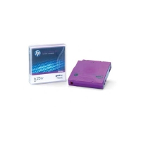 Data Cartridge Ultrium HP C7976A, LTO 6, 2.5 TB - 6.25 TB, RW-Datenkassette