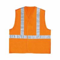 Warnschutzweste Deltaplus, Typ EN20471 2, Grösse XXL, orange