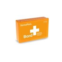 Hartmann Bordapotheke, 26x8x17 cm, gefüllt, orange