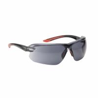 Schutzbrille Bollé IRI-S IRIPSF, Filtertyp 5, grau/schwarz, Scheibe grau