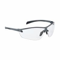 Schutzbrille Bollé SILIUM+ SILPPSI, Filtertyp 2C, transp./grau, Scheibe farblos