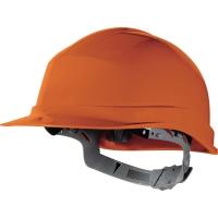 Schutzhelm Deltaplus Zircon I, aus PE, Einstellbereich 53-63 cm, orange