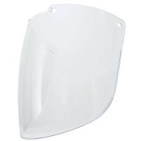 Visiergesichtschutz Honeywell Turboshield, Filtertyp 2C, farblos