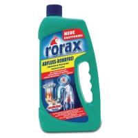 Abfluss-Rohrfrei Rorax, Flasche à 1l