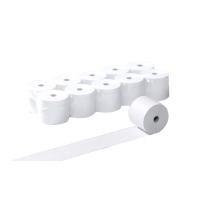 Thermopapierrollen 57x30 mm, 9 m lang, 55 g/m2, weiss, Packung à 50 Rollen