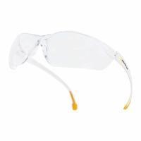 Schutzbrille Deltaplus MEIAIN, Filtertyp 2C, weiss,  Scheibe farblos